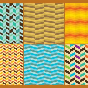 Free vector Chevron Pattern Vectors #12022