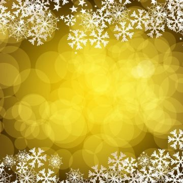 Free vector Christmas Golden Background #5595