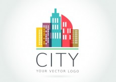 Free vector City logo #7068