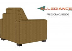 Free vector Curbside Sofa Chair Vector #8914