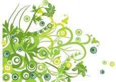 Free vector Design Vector Floral Graphic #9785