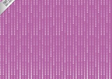 Free vector Dotted background in purple color #5566