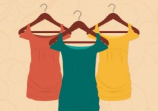 Free vector Female t shirts #5953