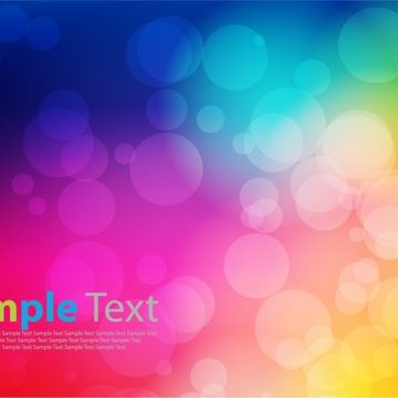 Free vector Festive Light Colorful #5844