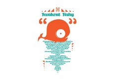 Free vector freakout fishy #9205