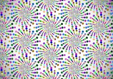 Free vector Free Colorful Dotted Vector #10638