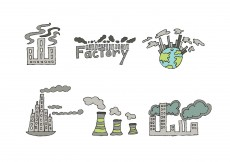Free vector Free Factory Vector Series #10308