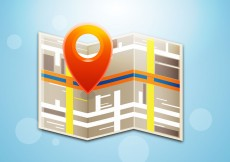 Free vector Free Map Icon Vector #10416