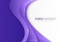 Free vector Free Vector Purple Abstract Background #7124