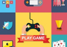 Free vector Game icons #12095