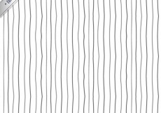Free vector hand drawn lines pattern #8995