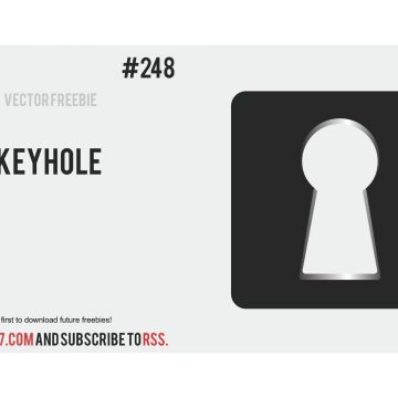 Free vector Keyhole Vector – Free Vector of the Day #248 #8429