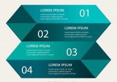 Free vector Modern Infographic Vector Elements #8074