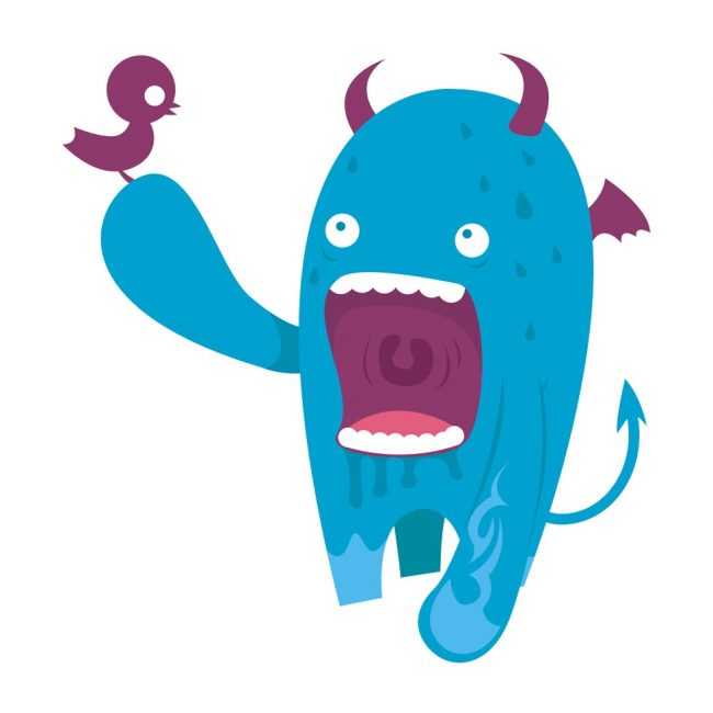 Free vector Monsters Collection 2011 T Shirt No.1 #9056