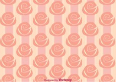 Free vector Pink Roses Flowers Background #7030