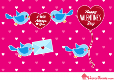 Free vector Special Delivery: Free Royalty-Free Valentine #7338