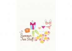 Free vector Summer Vector Icons and Fun Stuff #8866