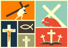 Free vector Vector Illustration of Religious Events and Elements #11145