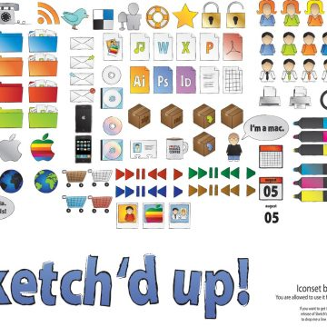 Free vector Sketch'd up! #8856