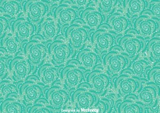 Free vector Turquoise Roses Background #10841