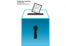 Free vector Voting and Ballet Box Vector #8433