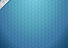 Free vector Abstract background in blue color #16691