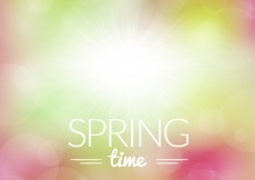 Free vector Bright spring background #19223