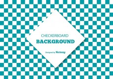 Free vector Checkerboard Style Background Illustration #14736