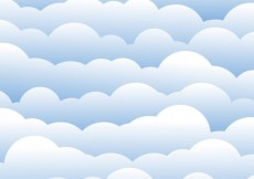 Free vector Clouds background #14829
