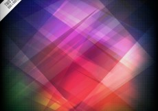 Free vector Colorful broken glass background #13244