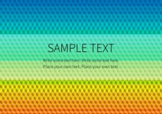 Free vector Colorful cubes background #13716