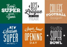 Free vector Football Vector Elements #15141