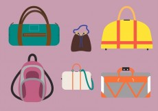 Free vector Illustration of Various Bag Vectors #15087