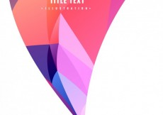 Free vector Modern background with geometrical shapes #14147