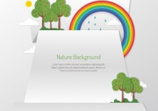 Free vector Nature background #16961