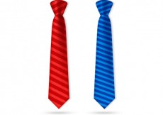 Free vector Neckties pack #14377