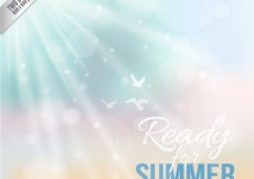Free vector Ready for summer background #16258
