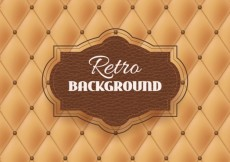 Free vector Retro upholstery background #13098