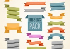 Free vector Ribbons pack #19700