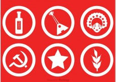 Free vector Russian Vector Icons #19647