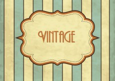 Free vector Striped vintage background #15498