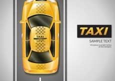 Free vector Taxi background #14898