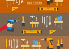 Free vector Tools icons #12445