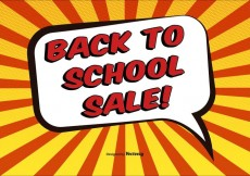 Free vector Comic Style Back to School Illustration #13345