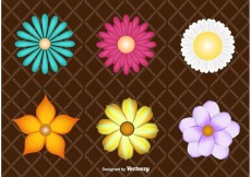 Free vector Floral Decorations #15343