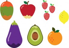 Free vector Nutritious Food For Diet #16938