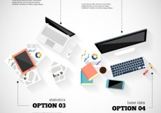 Free vector Workflow infographic #16673