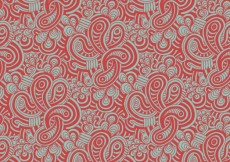 Free vector Abstract doodle pattern #27449