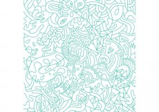 Free vector Abstract Pattern Background Vector #21329