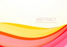Free vector Beautiful colorful wavy background with soft colors #25551
